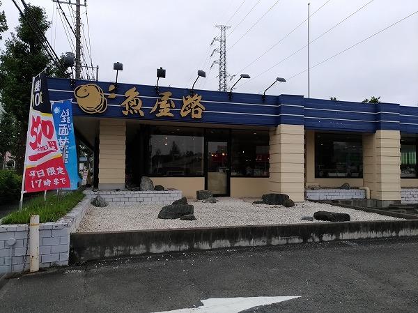 魚屋路立川富士見店 店舗外観写真